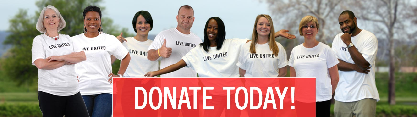 The United Way of Wyoming Valley is in your community, please support us.