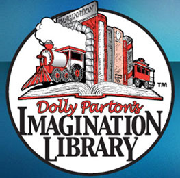 Dolly Parton's Imagination Library until he/she turns five years old as long as you remain a resident of Erie County.