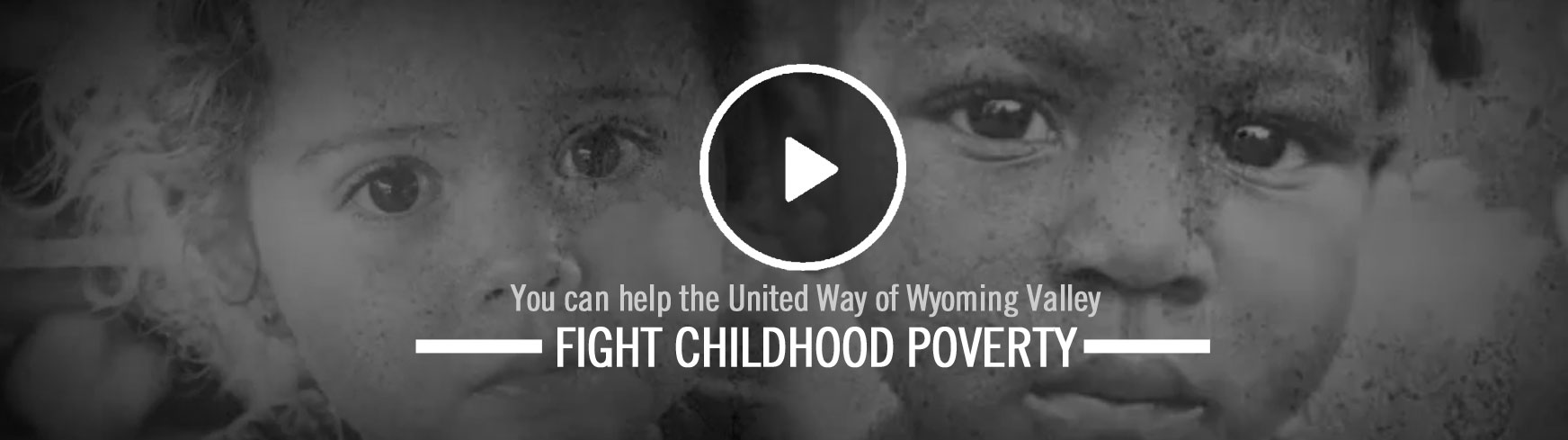 Please Help Us Fight Childhood Poverty.